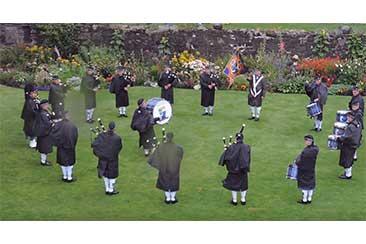 Optreden Stirling Castle